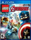 PSV LEGO Marvel's Avengers USA(レゴ マーベル アベンジャーズ 北米版)〈Warner Home Video Games〉