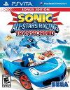 PSV Sonic&All-Stars Racing Transformed USA(ソニック・オールスターズ レーシングトランスフォーム 北米版)〈Sega〉