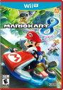 WIIU MARIOKART 8 USA(マリオカート8 北米版)〈Nintendo〉