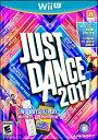 WiiU JUST DANCE 2017 (ジャストダンス2017 北米版)〈Ubisoft〉10/25発売