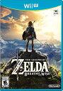 WiiU The Legend of Zelda:Breath of the Wild(レジェンドオブゼルダ:ブレスオブワイルド 北米版)〈Nintendo〉[新品]