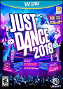 WiiU Just Dance 2018(ジャストダンス2018 北米版)〈Ubisoft〉10/24発売[新品]