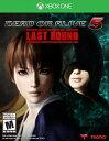 Xone Dead or Alive 5 Last Round USA(デッドオアアライブ5 ラストラウンド 北米版)〈Koei Tecmo Games〉