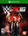 Xone WWE 2K 16 USA(ダブリュ・ダブリュ・イー ツーケー16 北米版)〈2K Games〉【新品】