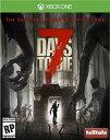 XONE 7 Days to Die USA(セブンデイズトゥーダイ 北米版)〈Telltale Publishing〉