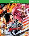 XONE One Piece: Burning Blood USA(ワンピース バーニングブラッド 北米版)〈Bandai〉