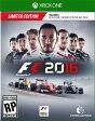 XboxONE F1 2016 (エフワン2016 北米版)〈Deep Silver〉