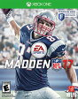 【新作】XONE Madden NFL 17 (マッデン エヌエフエル 17 北米版)〈Electronic Arts〉8/23発売