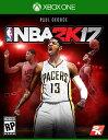 XboxONE NBA 2K17(エヌビーエーツーケー17 北米版)〈2K Games〉
