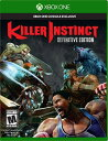 XboxONE Killer Instinct:Definitive Edition (キラーインスティンクト デフィニティブエディション 北米版)〈Microsoft〉