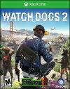 【新作】XboxONE Watch Dogs 2(ウォッチドッグ2 北米版)〈Ubisoft〉11/15発売