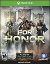 XboxONE For Honor(フォーオナー 北米版)〈Ubisoft〉2/14発売[新品]