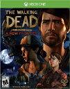XboxONE The Walking Dead:The Telltale Series A New Frontier(ウォーキングデッド テルテイルシリーズニューフロンティア 北米版)〈Tellgame Games〉2/28発売[新品]
