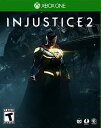 XboxONE Injustice 2(インジャスティス2 北米版)〈Warner Home Video Games〉[新品]