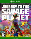 XboxONE Journey to the Savage Planet 北米版[新品]