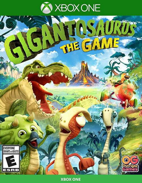 XboxONEGigantosaurusTheGame北米版[新品]