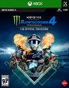 Xbox SeriesX Monster Energy Supercross -The Official Videogame 4 北米版[新品]