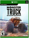 Xbox SeriesX Monster Truck Championship 北米版[新品]3/16発売