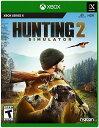 Xbox SeriesX Hunting Simulator 2 北米版[新品]