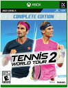 Xbox SeriesX Tennis World Tour 2 北米版[新品]