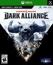 XboxSeriesX/XboxONE Dungeons & Dragons: Dark Alliance 北米版[新品]6/22発売