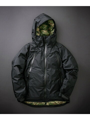 URBAN RESEARCH NANGA×URBAN RESEARCH iD AURORA 3LAYER DOWN BLOUSON アーバンリサーチ【送料無料】