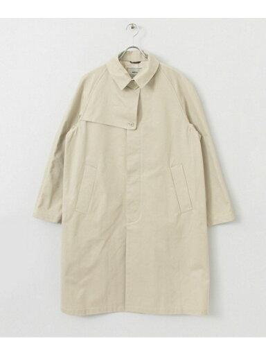 Bizen No. 1 Twill Coat SUR01-1516A-UM: Ivory