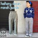 SAVOY CLOTHING Hickory Denim R...