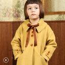 子供服 女の子 キッズ ステンカラーコート アウター ジャケット 100 110 120 130 140 cm LN08G1156