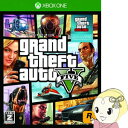 【Xbox One用ソフト】 Z指定 廉価版 Grand Theft Auto V TL9-00001
