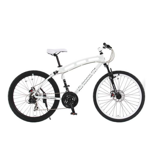 「メーカー直送」D14PORCELAIN ドッペルギャンガー 26インチ自転車【smtb-k】【ky】 送料無料!(北海道・沖縄・離島除く)