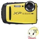 富士フィルム デジタルカメラ FinePix XP90 [イエロー] 【smtb-k】【ky】