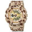 【あす楽】【在庫限り】【限定】カシオ 腕時計 BABY-G Leopard Series ブラウン系 BA-110LP-9AJF【smtb-k】【ky】