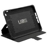 UAG-IPDMF-BLKB Urban Armor Gear iPad miniシリーズ用フォリオケース