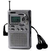 【あす楽】【在庫あり】AR2-320 ANDO デジタルラジオ 携帯ラジオ