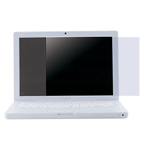LCD-MB133K サンワサプライ 液晶保護光沢フィルム