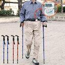 ショッピング万歩計 ◎ウォーキング楽々セット[ウォーキングポール 杖 ステッキ ウォーキング サポート 歩く 歩行 運動 有酸素運動 散歩 お散歩 年配 おじいちゃん おばあちゃん 軽量 軽い ポール ブルー レッド 歩数計 高齢 者 万歩計 歩数計付き]