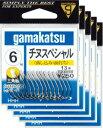 『メール便は100円!』 がまかつ チヌスペシャル 4号 NSB 5枚まとめ買い特価 66795(gamakatsu・がまかつ)
