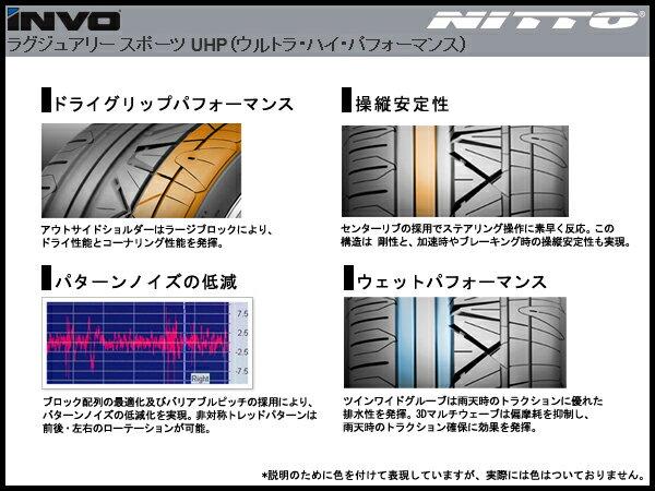 【日本製】ニットータイヤ インボ [295/25ZR20] 20インチ NITTO INVO 295/25R20 (取寄商品) 【最安価格に挑戦】