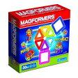 Magformers マグフォーマー レインボーセット 30ピース 磁石 ブロック マグネット