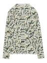 [Rakuten Fashion]フラワーカットトップス FURFUR ファーファー カットソー Tシャツ ホワイト ベージュ【送料無料】
