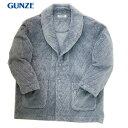 グンゼ (GUNZE)  紳士羽織物 【ボア】 ジャケット (M/L)
