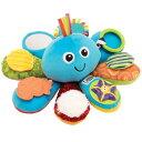 【数量限定目玉商品】タコのゆびさき遊び タカラトミーLamaze(ラマーズ) 知育玩具 ベビー玩具【RCP】の画像