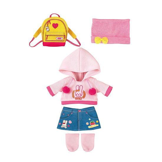 おでかけパーカーセット メルちゃん着せ替え 514184パイロットインキ 着せ替え人形 めるちゃん 知育玩具 ままごと 女の子