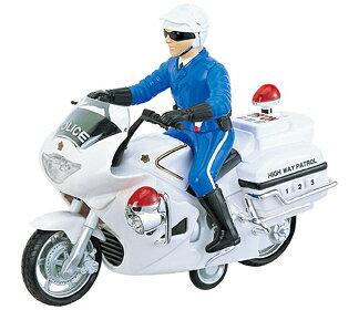 サウンドポリスバイク サウンドシリーズ フリクション走行 トイコー toyco 車 おもちゃ