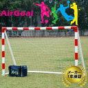 AirGoal エアゴール ハンドボール [AN-H0302] メーカー保証 1年 ゴール 空気 組立簡単 エアゴールスポーツシリーズ フG 送料無料 【代引不可】