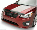Subaru インプレッサ バグガード Subaru Impreza & XV Crosstrek Genuine OEM Hood Protector Bug Deflector Shield スバルインプレッサ&XV Crosstrek本物のOEMフードプロテクターバグディフレクターシールド