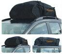 楽天Us Custom Parts Shop USDM防水 ルーフキャリアバック Waterproof Roof Top Carrier Bag 15 Cubic Feet Black for Auto Storage Luggage 自動ストレージ荷物用防水ルーフトップキャリーバッグ15立方フィートブラック