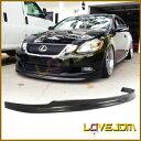 レクサス GS460 350  エアロ Fit 08-11 Lexus GS460 350 Sedan 4DR Front Bumper Lip Boddykit TTE Style 8月11日レクサスGS460 350セダン4DRフロントバンパーリップBoddykit TTEのスタイルにフィット