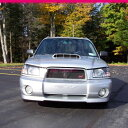 USパーツ フィット03-05スバルフォレストSG5 DSスタイルフロントバンパーリップPU FIT 03-05 SUBARU FORESTER SG5 DS STYLE FRONT BUMPER LIP PU